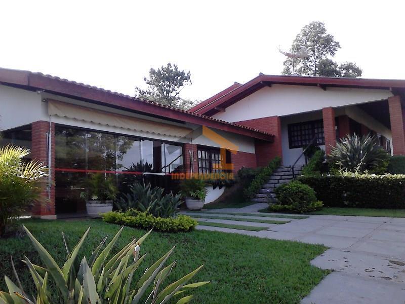 Chácara residencial à venda, Parque da Fazenda, Itatiba - CH0049.