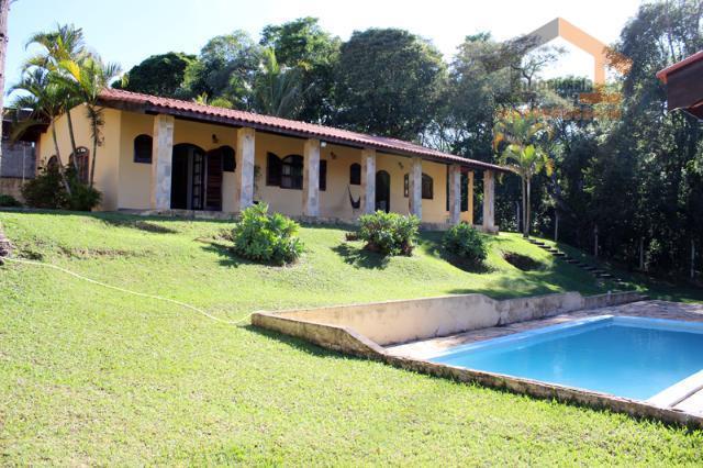 Chácara residencial à venda, Sítio da Moenda, Itatiba.