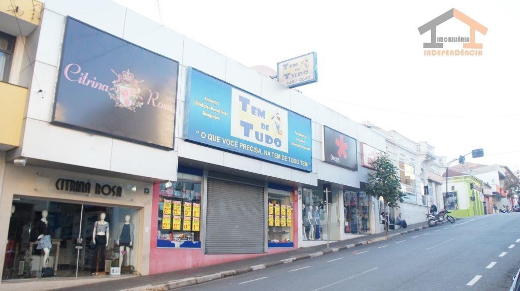 Salão comercial à venda, Centro, Itatiba - SL0004.