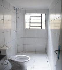 aceita financiamento bancárioapartamento no piso térreo, com 3 dormitórios, sala, 1 banheiro com box, cozinha com...