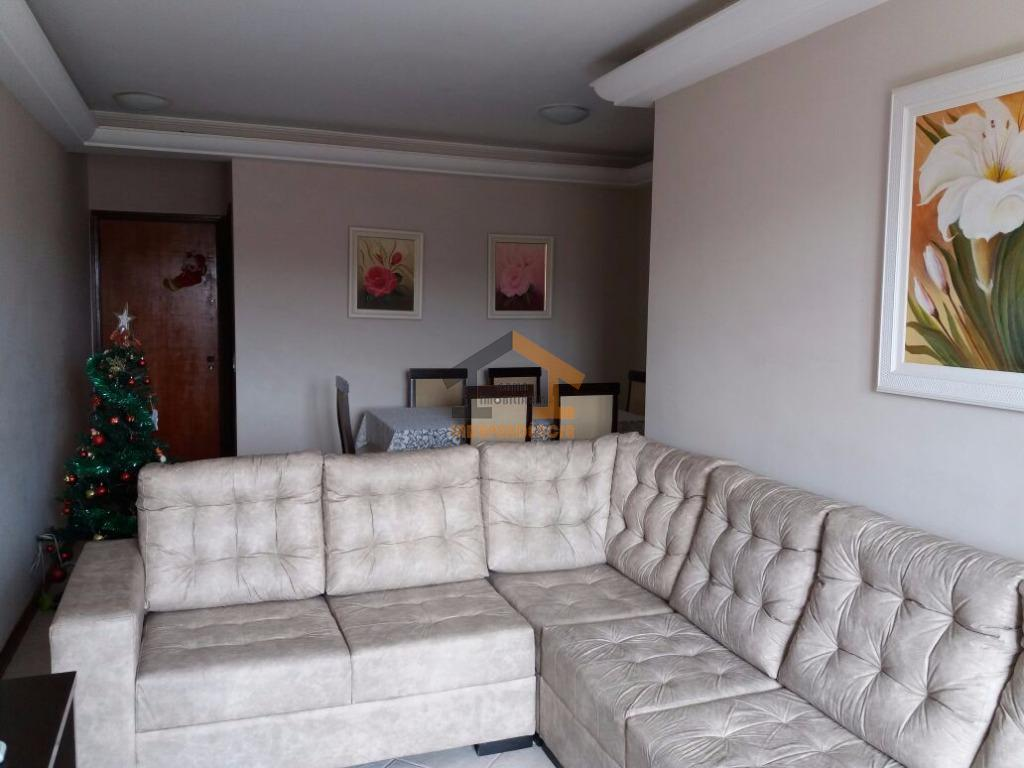 Apartamento residencial à venda, Jardim Ipê, Itatiba.