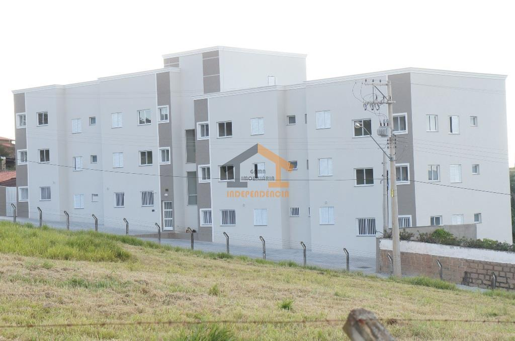 Apartamento com 2 dormitórios para alugar, 54 m² por R$ 1.100/mês - Jardim Alto de Santa Cruz - Itatiba/SP