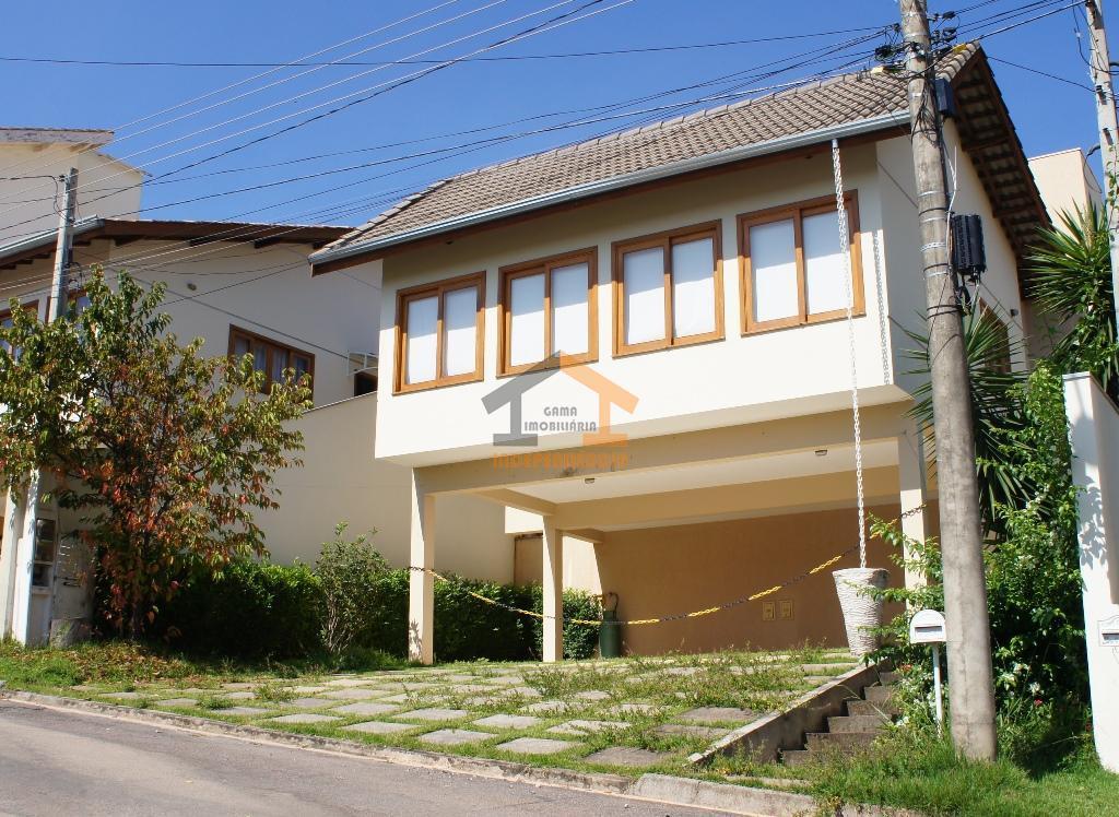 Casa residencial à venda, Condomínio Itatiba Country Club, Itatiba.