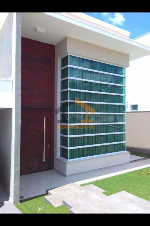 Casa residencial à venda, Condomínio Villagio Paradiso, Itatiba - CA0686.