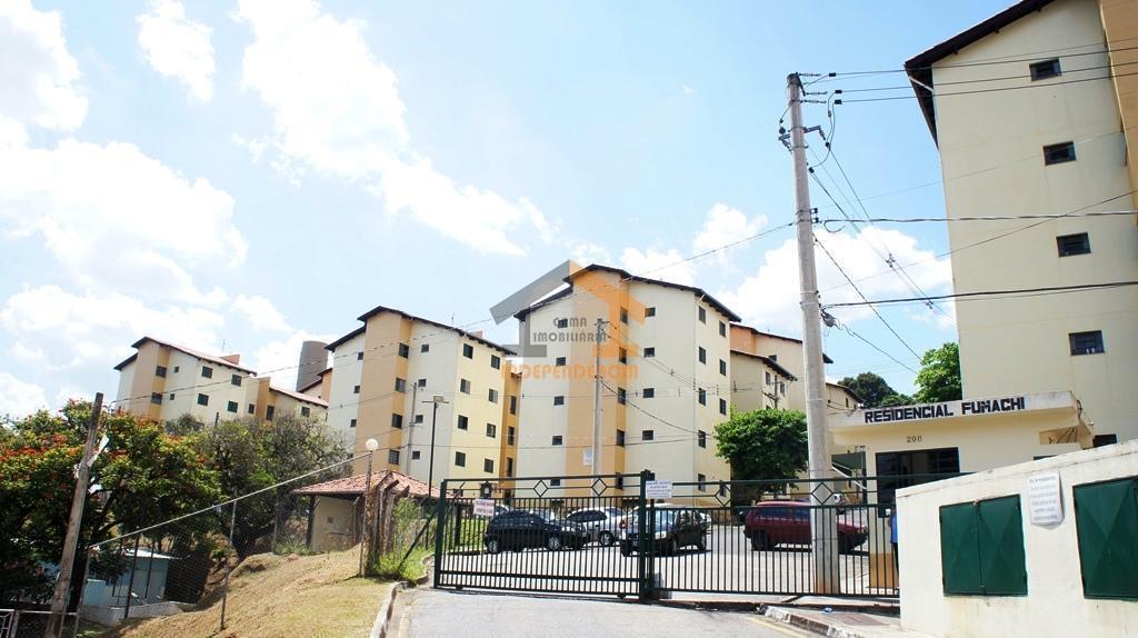 Apartamento residencial à venda, Loteamento Rei de Ouro, Itatiba.