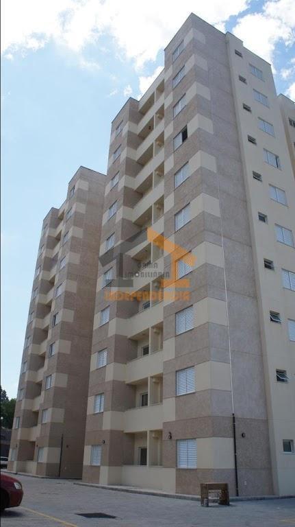 Apartamento residencial à venda, Bairro da Ponte, Itatiba.