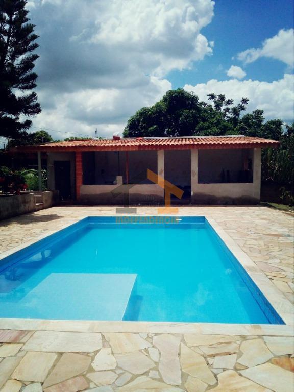 Chácara residencial à venda, Chácaras Cruzeiro do Sul, Campinas - CH0103.