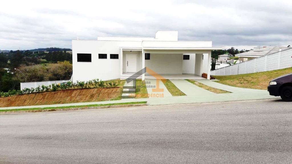 Casa à venda no Condomínio Villagio Paradiso - Itatiba/SP