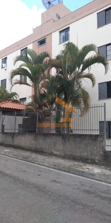 Apartamento com 2 dormitórios à venda, 49 m² por R$ 160.000 - Núcleo Residencial João Corradini - Itatiba/SP
