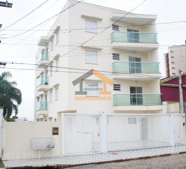 Apartamento com 2 dormitórios para alugar, 48 m² por R$ 1.100/mês - Jardim Tereza - Itatiba/SP