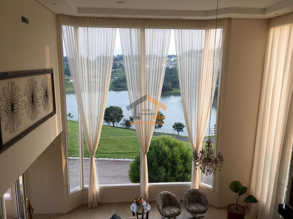 Casa à venda, 489 m² por R$ 1.650.000 - Condomínio Villagio Paradiso - Itatiba/SP