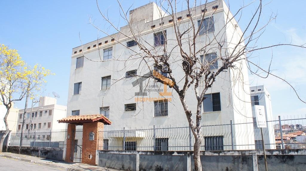 Apartamento com 2 dormitórios à venda, 45 m² por R$ 140.000 - Núcleo Residencial João Corradini - Itatiba/SP