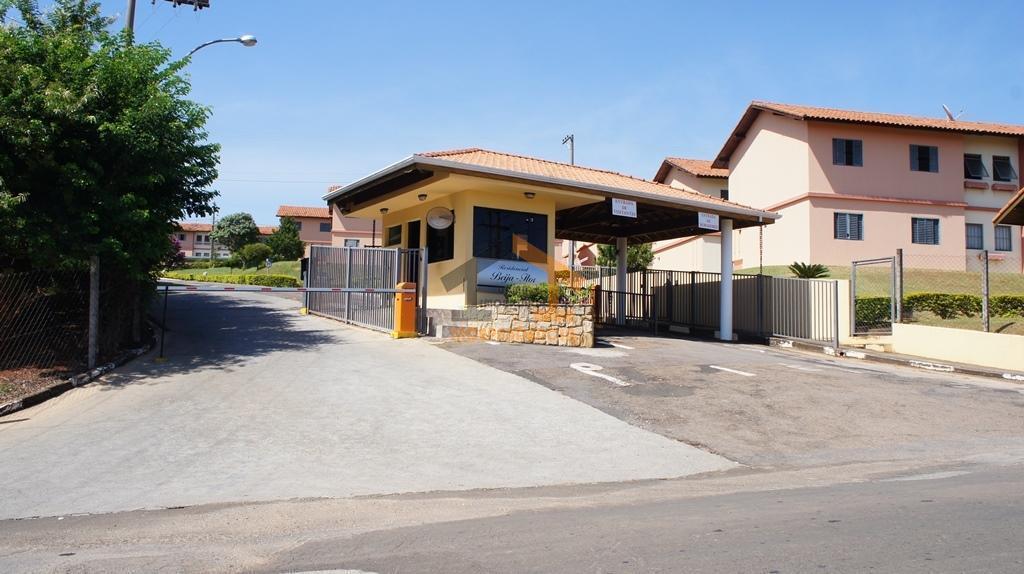 Apartamento com 3 dormitórios à venda, 59 m² por R$ 170.000 - Condomínio Residencial Beija-Flor - Itatiba/SP