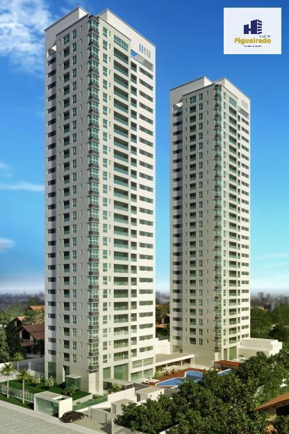Apartamento com 2 dormitórios para alugar! 72 m² por R$ 2.200- Altiplano Cabo Branco - João Pessoa/PB