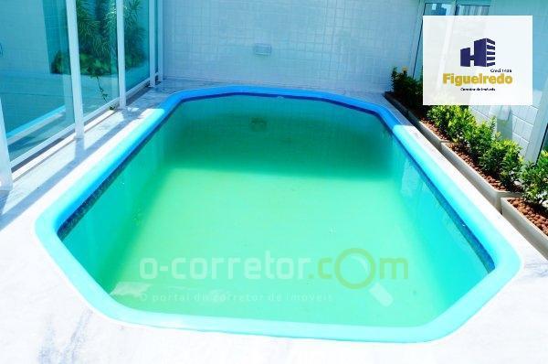 Alugo apartamento com 3 dormitórios para alugar, 53 m² por R$ 1.400,00/mês - Bancários - João Pessoa/PB R$ 1900 c/ cond.