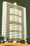 Flat residencial mobiliado de 01 qto, para venda e locação, Manaíra, João Pessoa - AP0001.