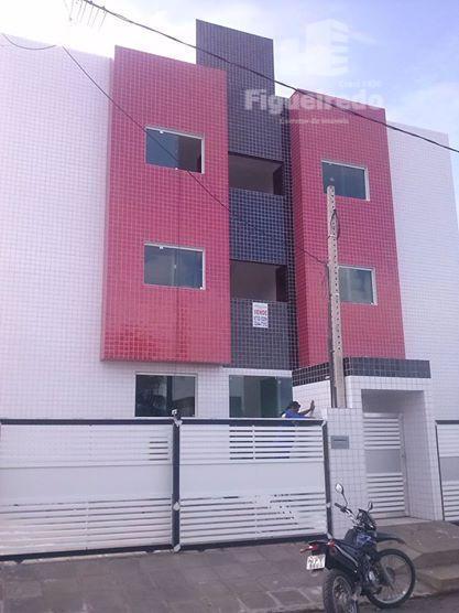 Apartamento residencial à venda, Mangabeira, João Pessoa - AP1266.