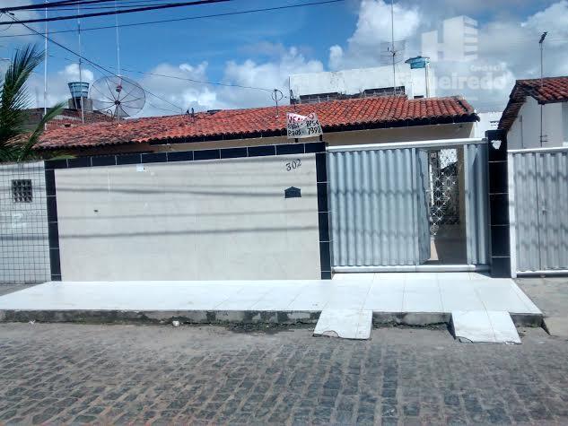Casa residencial à venda, Mangabeira, João Pessoa - CA0482.