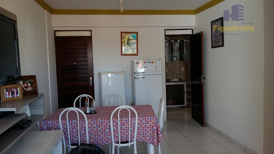 Apartamento a venda com 03 quartos s/01 suite, Manaíra, João Pessoa.