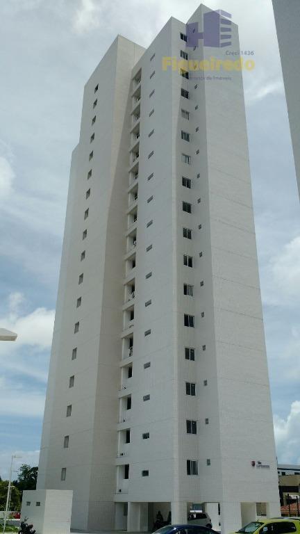 Apartamento residencial à venda, Jardim São Paulo, João Pessoa - AP3424.