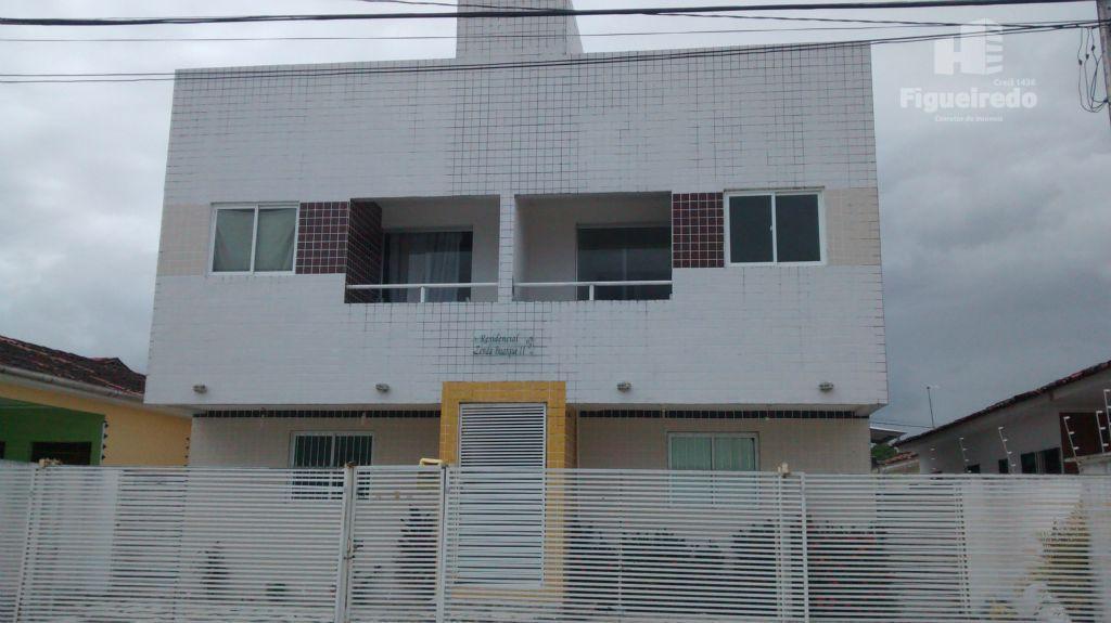 Apartamento residencial para locação, José Américo de Almeida, João Pessoa - AP2446.