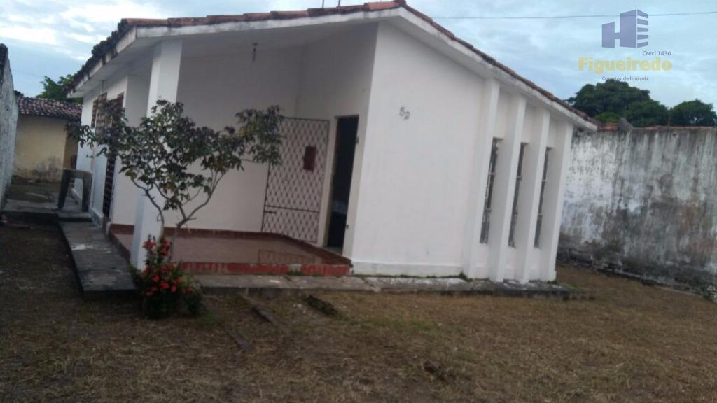 Casa residencial à venda com 03 qtos, Cristo Redentor, João Pessoa.