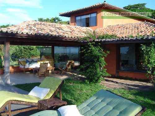 Casa residencial à venda, Praia Rasa, Armação dos Búzios.