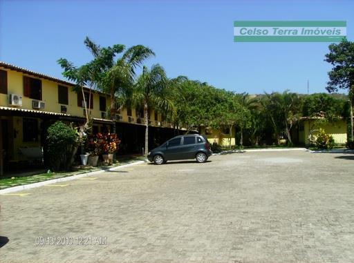 Casa  em condomínio, com dois dormitórios, em Geribá!