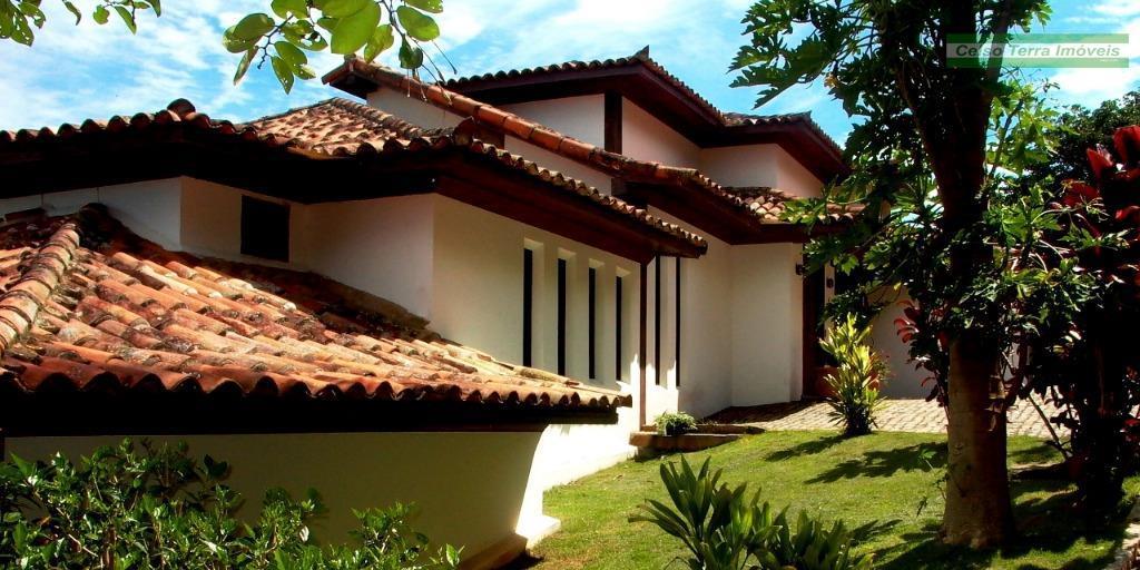 Vista magnífica! Condomínio super exclusivo! 4 suítes! Grandes salas!!
