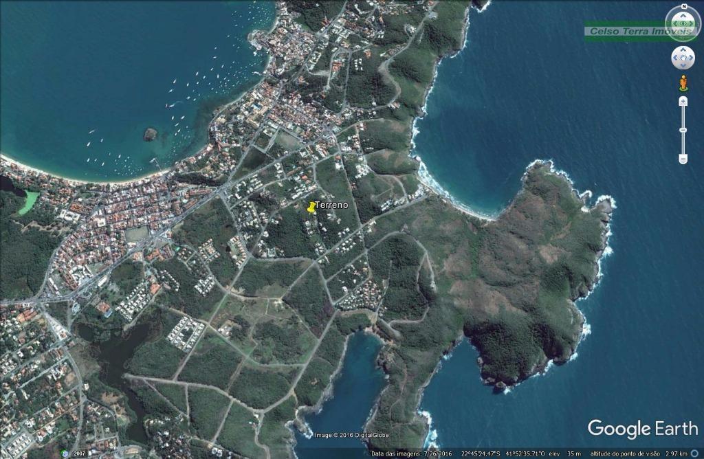 Lindo e grande terreno, próximo às Praia Brava e do Forno!