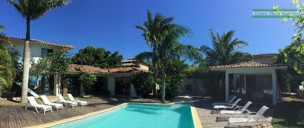 Superbe Villa Sur Ferradura! Bela residência, no alto da Ferradura!