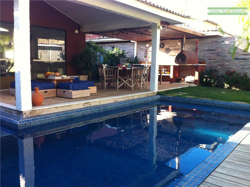 Casa à venda em Condomínio, Praia Baia Formosa, Búzios!