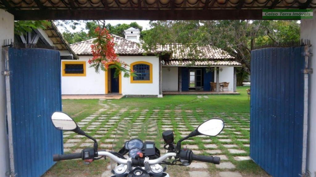 Linda e tradicional residência à venda, Manguinhos, Armação dos Búzios.