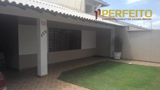 Casa à venda prox. ao H.U. e Av. Robert Kock, Jardim Pérola, Londrina. - CA0095.