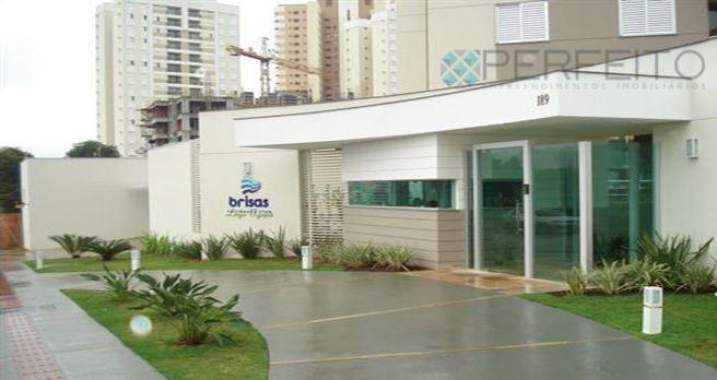 Apartamento residencial à venda, Residencial do Lago, Londrina - AP0153.