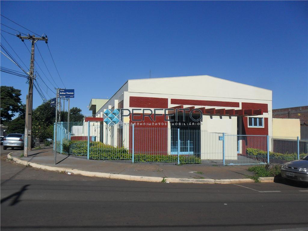 Barracão para alugar, 625 m² por R$ 7.500,00/mês - Rodocentro - Londrina/PR