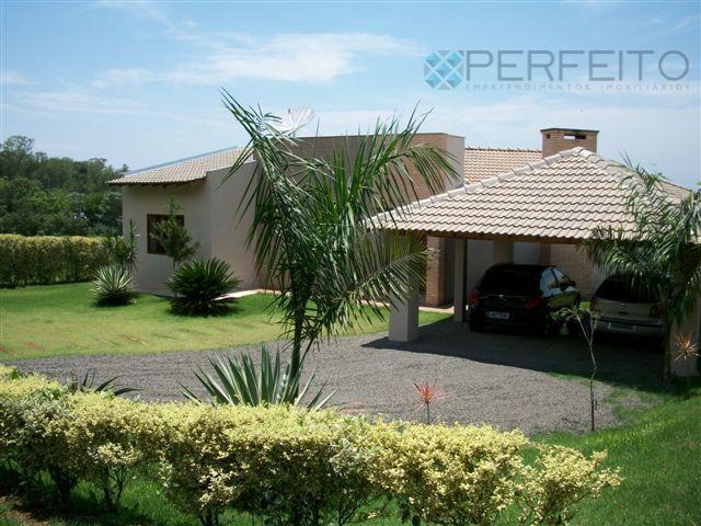 Casa residencial, Condomínio Green Village, Cambé - CA0064.