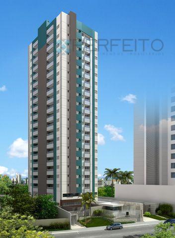 Apartamento residencial para locação, Jardim Lilian, Londrina - AP0184.