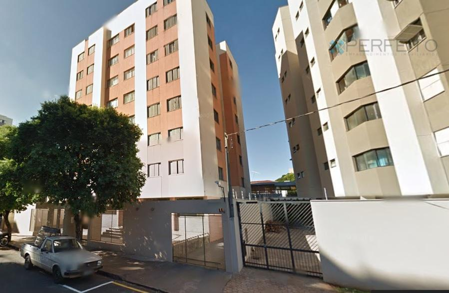 Apartamento residencial para locação, Araxá, Londrina - AP0287.