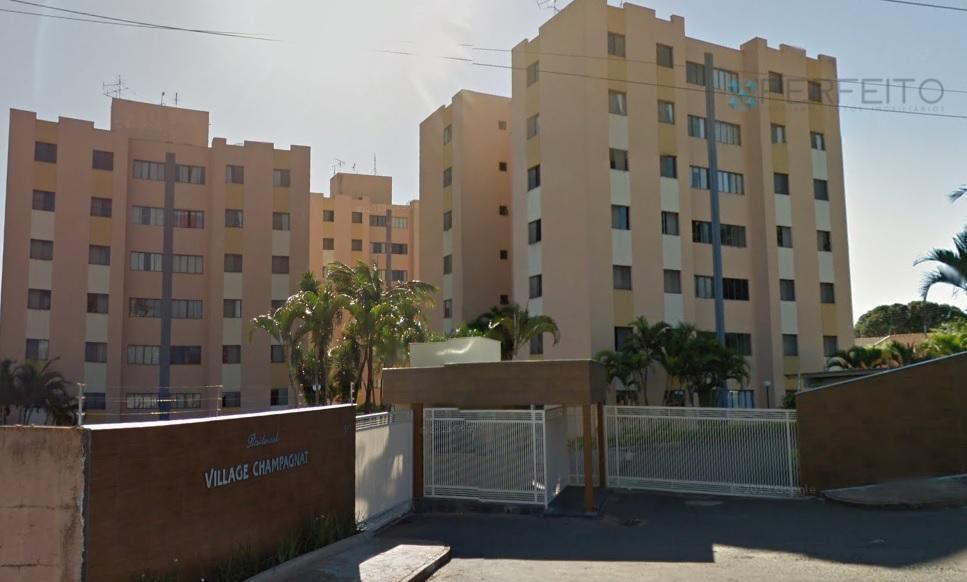 Apartamento residencial à venda, Amaro, Londrina - AP0324.
