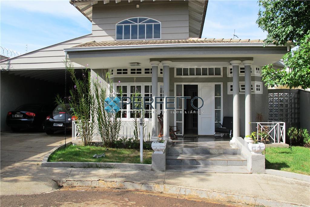 Sobrado residencial à venda, Terras de Santana II, Londrina.