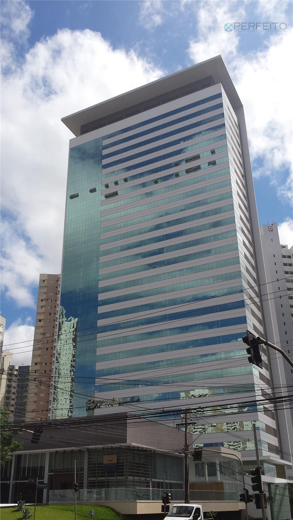 Centro Empresarial Jardim Sul, Sala comercial para locação, Gleba Palhano, Londrina - SA0011.