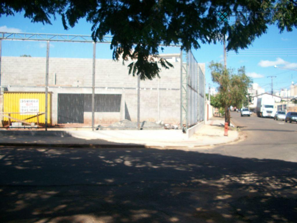 Barracão comercial para locação, Vila Casoni, Londrina - BA0032.