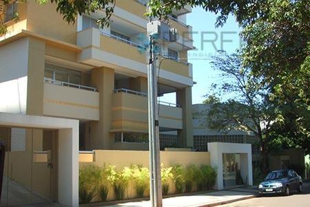 Apartamento residencial à venda, Jardim Higienópolis, Londrina - AP0371.