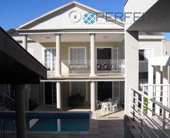 Sobrado residencial à venda, Jardim Sumaré, Londrina.