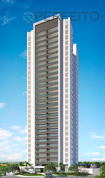 Apartamento residencial à venda, Gleba Fazenda Palhano, Londrina - AP0420.