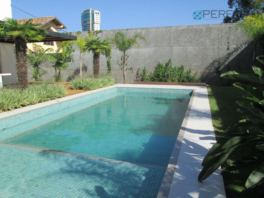 Sobrado residencial para venda e locação, Bela Suiça, Londrina - SO0083.