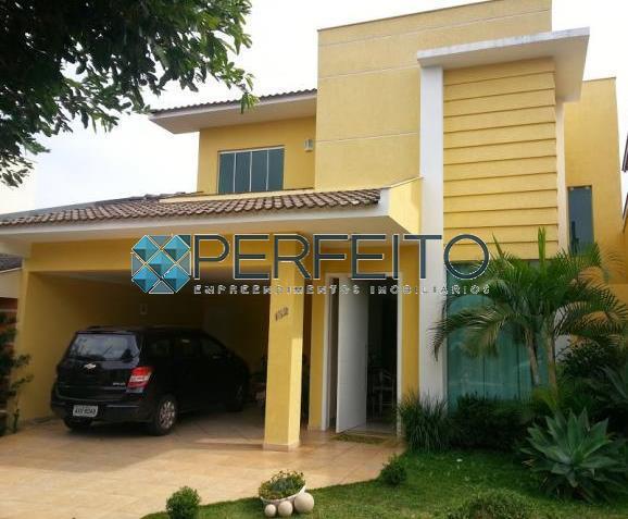 Casa com 3 dormitórios à venda, 250 m² por R$ 700.000 - Residencial Havana - Londrina/PR