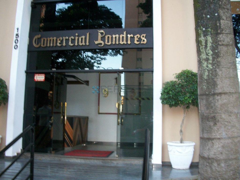 Sala comercial Londres, Centro, Londrina.