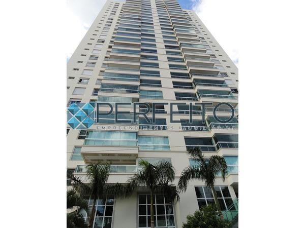 Apartamento residencial à venda, Gleba Fazenda Palhano, Londrina - AP0505.